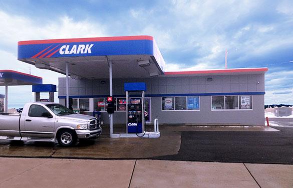 Clark – Outside