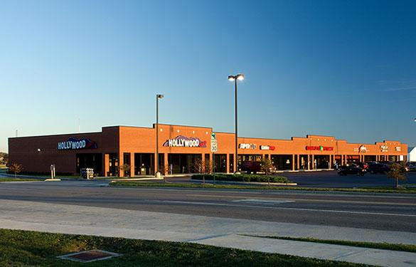 Hoke Plaza