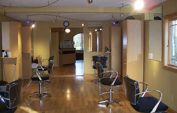 Parkside Salon – Inside