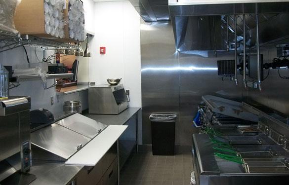 Smash Burger – Kitchen | Carra Builders